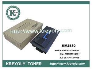 Printer Toner Cartridge of Kyocera KM-2530 pictures & photos
