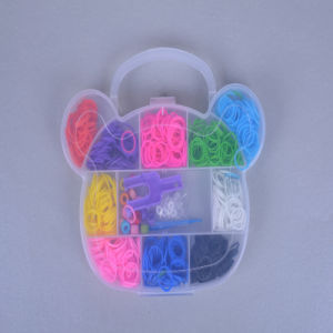The Bear Pattern, Rainbow Weaving Machine, Rubber, DIY Rubber Band