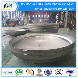 Carbon Steel Ellipsoidal Head/Hemispherical Head/Dished Head pictures & photos