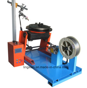Ce Certified PLC Control Welding Positioner CNC Series pictures & photos