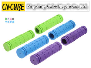 High Quality Bike Parts Bicycle Handlebar Grip pictures & photos