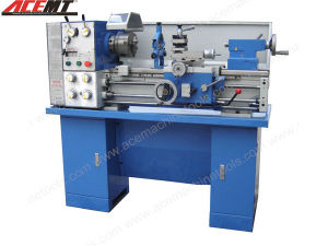 Bench Turning Lathe Machine, Single-Tool Holder CNC Lathe (T300/914) pictures & photos