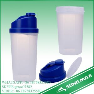 500ml Plastic Protein Shaker Bottle for Bottle pictures & photos