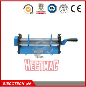 Siecchech Mini Manual Slip Roll Machine (Mini Hand roller SJ320) pictures & photos
