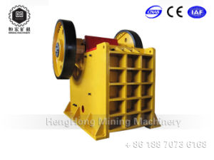 PE Series Rock and Stone Jaw Crusher pictures & photos