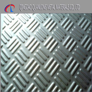 304 2b Hot Rolled Checkered Stainless Steel Plate pictures & photos