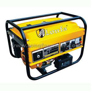 Made in China 7.5kVA Key Start Honda Gasoline Generator Set pictures & photos