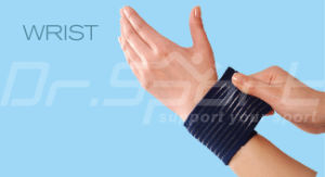 Dr. Sport Classic Adjustable Wrist Wrap pictures & photos
