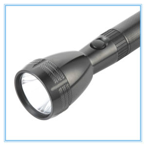 Long Range Powerful Beam Flash Light Stronglght Rechargeable Hand Torch pictures & photos