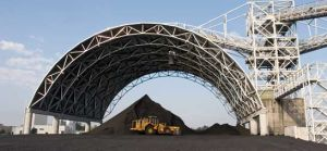 Low Cost Safety Dome Coal Storage of Power Plant pictures & photos