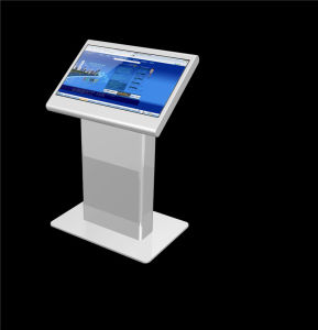 42 Inch Free Standing Digital Signage Kiosk Manufacturer pictures & photos