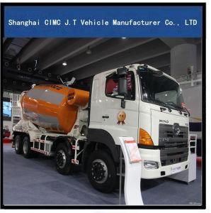 Hino Concrete Mixer Truck 8X4 pictures & photos