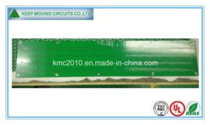 Long Size 1200mm 2-Layer Fr4 Rigid PCB Green Solder Mask pictures & photos