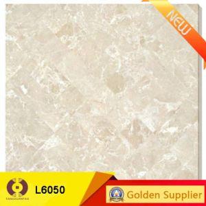 New Super White Porcelain Tile Composite Marble (R6013) pictures & photos