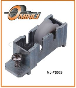 Zinc Bracket Pulley with Single Roller (ML-FS029) pictures & photos