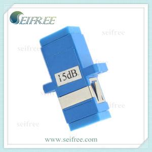 Sc Fiber Optic Attenuator Adaptor Adapter (OLT ONU ONT) pictures & photos