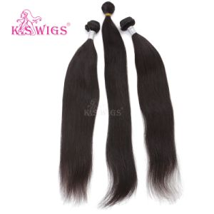 Hot-Sale 100%Virgin Human Hair Remy Hair Weft pictures & photos