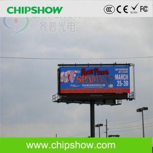 Chipshow P16 Full Color Outdoor Advertising LED Billboard pictures & photos