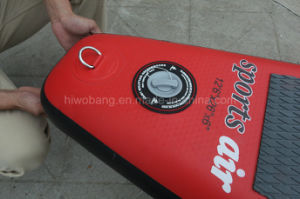Red Color Race Sup Board Surfboard for Sale pictures & photos