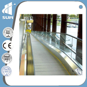Vvvf Control Airport Moving Walk of Step Width 800mm pictures & photos
