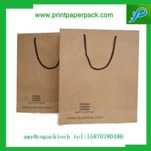 High Quanlity Custom Printing Cardboard Paper Bag pictures & photos