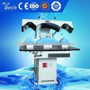 Clean Shirt Presser, Industrial Used Shirt Laundry Presser pictures & photos