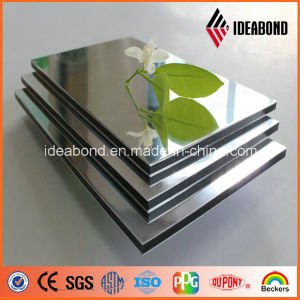Mirror Internal Color Coated Aluminum Sheet pictures & photos