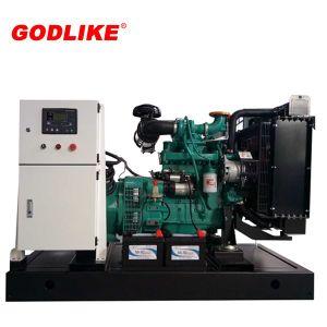 (50kVA/40kw) Cummins Open Type Diesel Generator Set with Ce/ISO pictures & photos