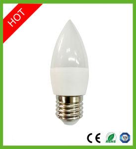 Ce RoHS E14 Vela Bombilla LED Light Bulb pictures & photos