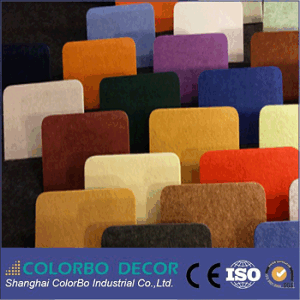 High Quality Soundproof Polyester Acoustic Panel pictures & photos