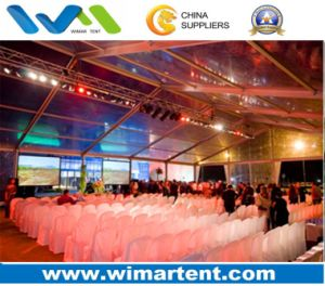 Clear PVC Wall Party Event Tent for Rajasthan pictures & photos