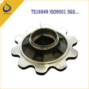 Iron Casting Truck Spare Parts Wheel Parts Wheel Hub pictures & photos