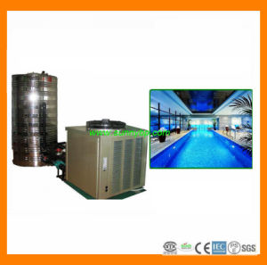Energy Saving Cold Climate Air to Water Heat Pump pictures & photos