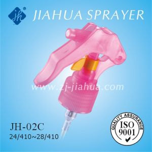 Mini Trigger Sprayer for Clean and Personal Care (JH-02C) pictures & photos
