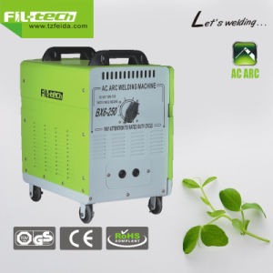 Professional AC Arc Transformer Welder (BX6-160-1/200-1/250-1/300-1/400-1/500-1) pictures & photos