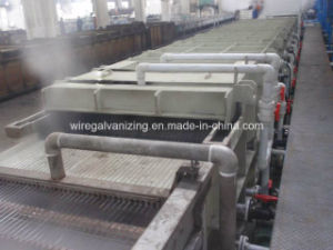 Steel Wire Hot DIP Galvanizing Kettle for Zinc Coating pictures & photos