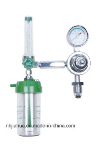 Top Side Connection Medical Oxygen Regulator Ce0120 ISO13485 pictures & photos