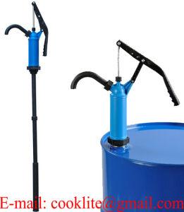 Lever Action Piston Drum Barrel Pump Oil Transfer Hand Pump pictures & photos