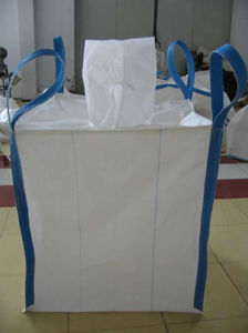 U-Panel PP Jumbo Plastic Bulk Bag pictures & photos
