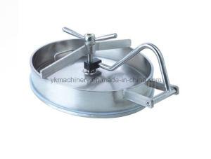 Sanitary Stainless Steel Pressure Elliptical Manhole Covers