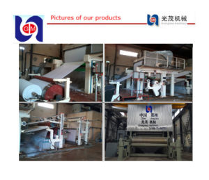 High Speed Tissue Paper Making Machine Mills, Toilet Production Line (2400mm) pictures & photos