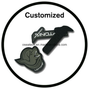 Custom Silicone Patch pictures & photos