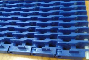 900 -Y002 Series Flat Top Chain Dynamic Filter Modular Plastic Conveyor Belt pictures & photos