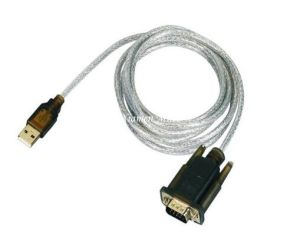USB to RS232 Cable pictures & photos