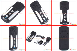 Ws-108 Handsfree Car Kit Mini Bluetooth Speaker pictures & photos