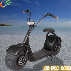 Newest! ! ! ! 12ah 800W Electric Scooter Motorcycle pictures & photos
