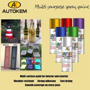 Multi-Purpose Spray Paint, Multi-Color Spray Paint, Aerosol Spray Paint pictures & photos