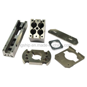 Factory Custom CNC Machined Parts for Automation pictures & photos