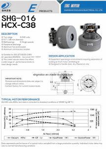 Top Brand Professional Manufacturer of Vacuum Motor (SHG-016) pictures & photos