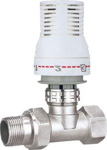 Brass Thermostatic Radiator Valve RV-1290